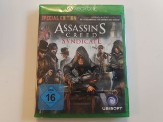 Xbox One Assassin's Creed Syndicate Special Edition