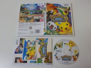 Wii Pokepark 2 Wonders Beyond UKV