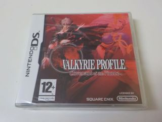 DS Valkyrie Profile Covenant of the Plume