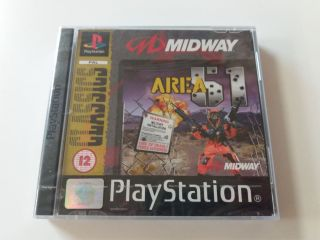 PS1 Area 51