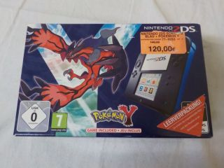 2DS + Pokemon Y