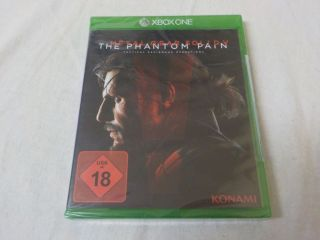 Xbox One Metal Gear Solid 5 The Phantom Pain