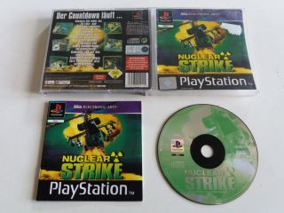 PS1 Nuclear Strike
