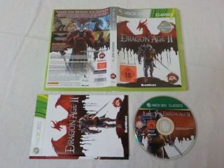 Xbox 360 Dragon Age II