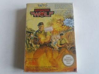 NES Operation Wolf FRA