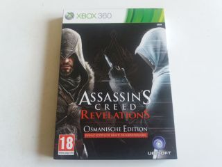 PS3 Assassin's Creed Revelations - Osmanische Edition