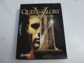 PC Quest for Glory V Drachenfeuer