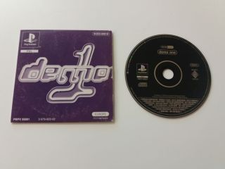PS1 Demo 1