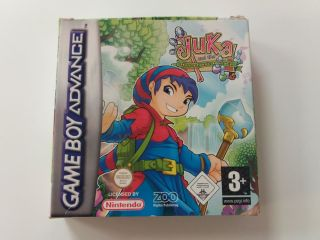 GBA Juka and the Monophonic Menace EUR