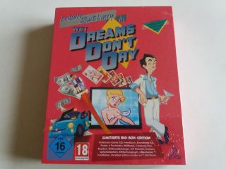 PC Leisure Suit Larry in Wet Dreams Don't Dry