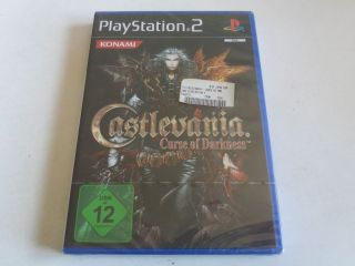 PS2 Castlevania Curse of Darkness