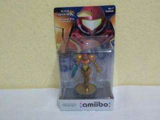 Amiibo Samus, Super Smash Bros. Collection