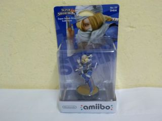 Amiibo Sheik, Super Smash Bros. Collection