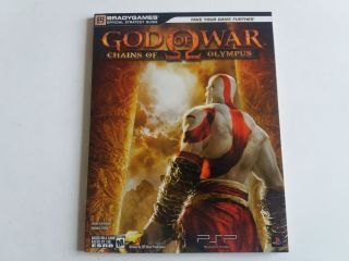 God of War - Chains of Olympus - Official Strategy Guide