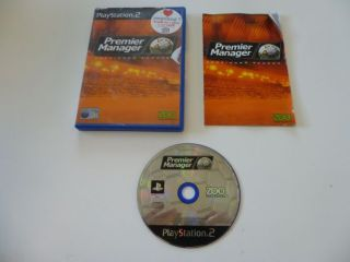 PS2 Premier Manager