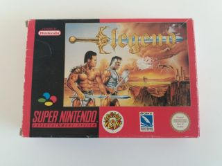 SNES Legend UKV