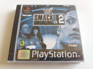 PS1 WWF Smackdown! 2