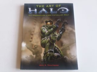 Book The Art of Halo - Erschaffung einer virtuellen Welt