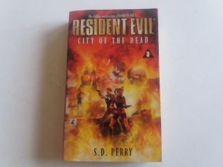 Book Resident Evil - City of the Dead