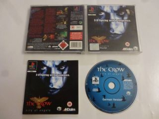 PS1 The Crow