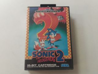 MD Sonic The Hedgehog 2
