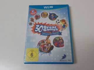 Wii U 30 Great Games Obstacle Arcade GER