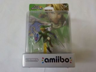 Amiibo Link, Super Smash Bros. Collection