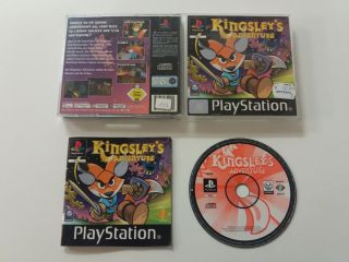 PS1 Kingsley's Adventure
