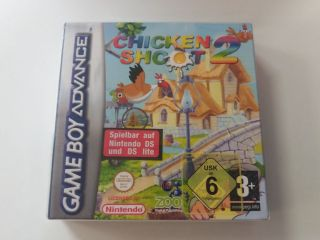 GBA Chicken Shoot 2 EUR