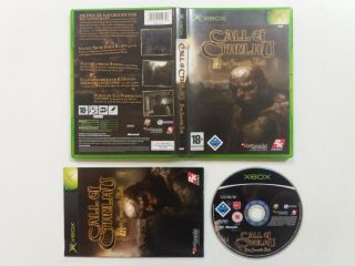Xbox Call of Cthulhu
