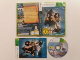 Xbox 360 Port Royale 3