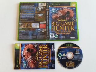 Xbox Cabela's Big Game Hunter