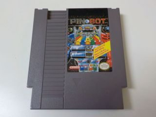 NES Pin Bot CAN