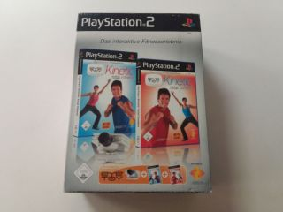 PS2 Kinetic Total Fitness + Total Combat
