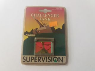 Supervision Challenger Tank