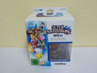 Wii U Super Smash Bros Limited Edition