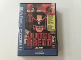 MD Judge Dredd
