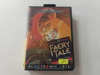 MD The Feary Tale Adventure