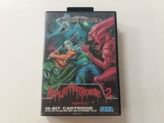 MD Splatterhouse 2