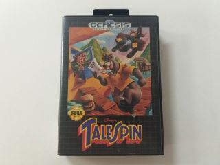 MD Talespin