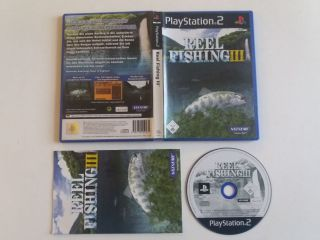 PS2 Reel Fishing III