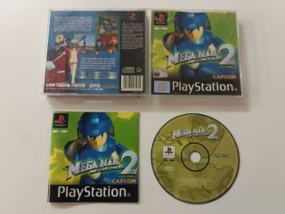 PS1 Mega Man Legends 2