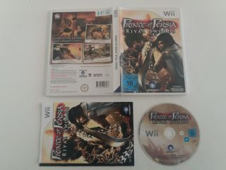 Wii Prince of Persia Rival Swords NOE