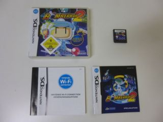 DS Bomberman 2