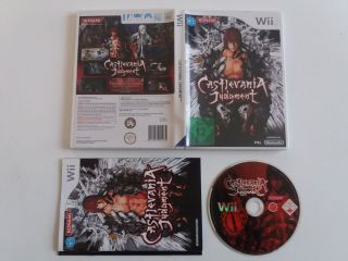Wii Castlevania Judgment GER