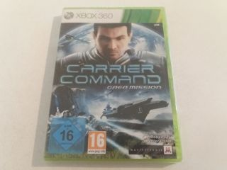 Xbox 360 Carrier Command Gaea Mission