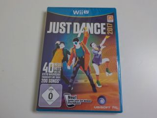 Wii U Just Dance 2017 GER