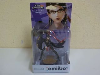 Amiibo Bayonetta Player 2, Super Smash Bros. Collection
