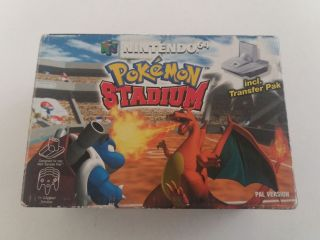 N64 Pokemon Stadium NNOE
