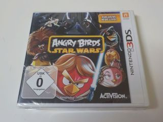 3DS Angry Birds Star Wars GER